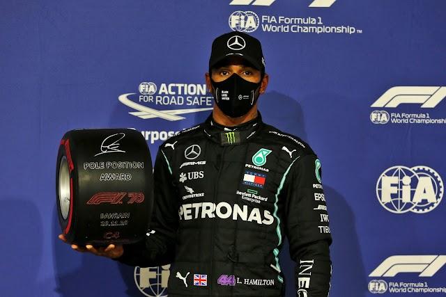 F1. Mercedes no descansa