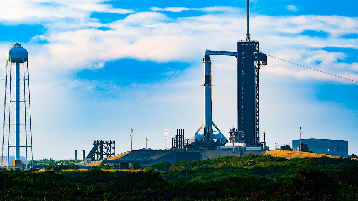 Missão Crew-1: SpaceX envia astronautas à ISS