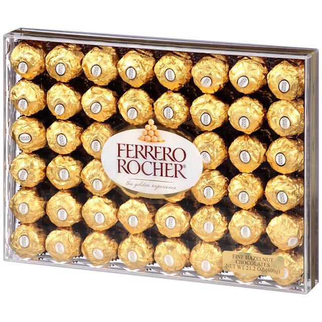 Socola Ferrero Rocher