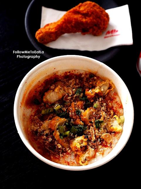 MALA Bubur Ayam Combo RM 14.60