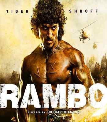 Rambo-First-look فيلم رامبو الهندي