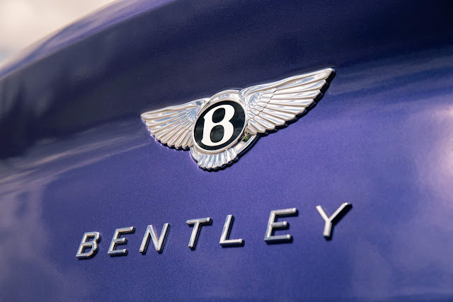 Bentley Azure Purple