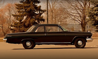 1962 Chevrolet Biscayne Side Right