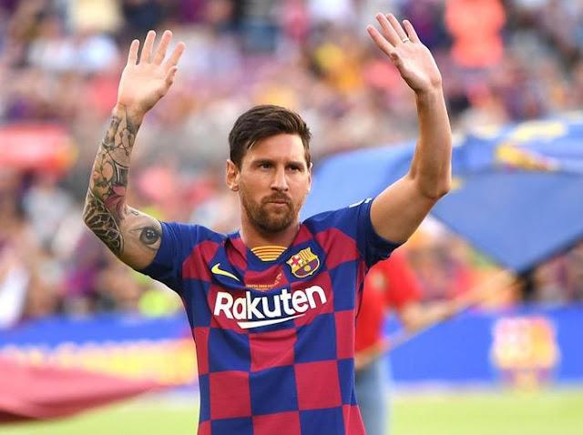 Barcelona Believe Lionel Messi Will Retire at Camp Nou