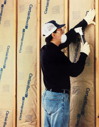 Wall Insulation by ABS Insulating
