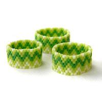 купить широкие кольца для женщин салатовое кольцо с орнаментом ру