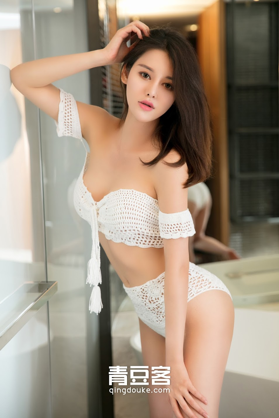 QingDouKe青豆客 NO120 2017.11.24 叶佳颐 [50+1P-198M]
