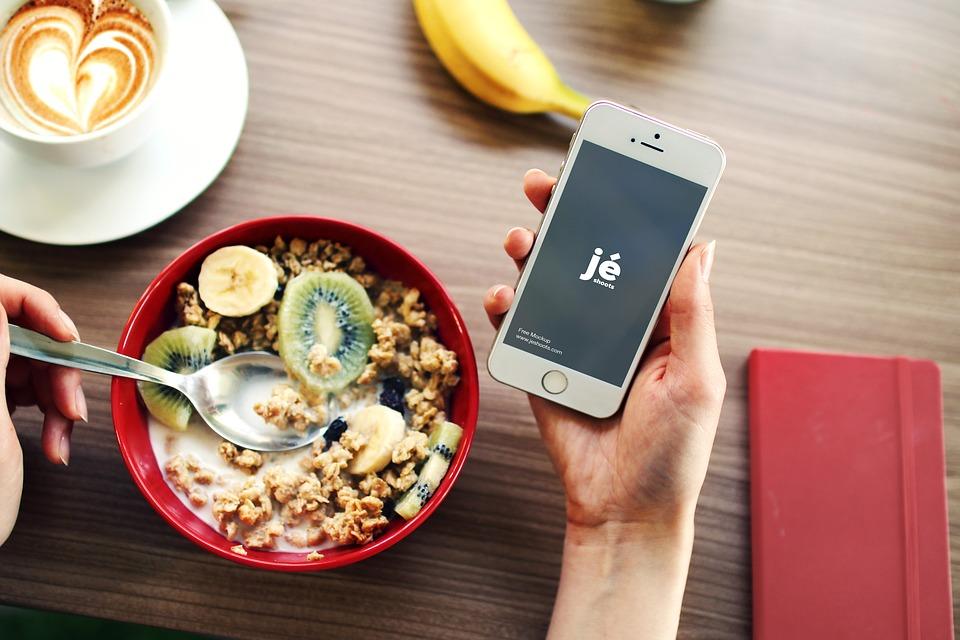 Fit girl | Jak wygląda moje śniadanie