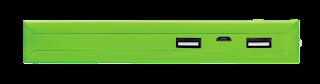 trust power bank portatile 10000mah 22748