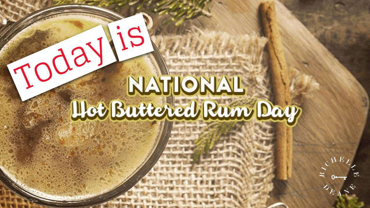 National Hot Buttered Rum Day Wishes pics free download