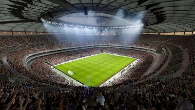 PES 2020 Stadium Warsaw National