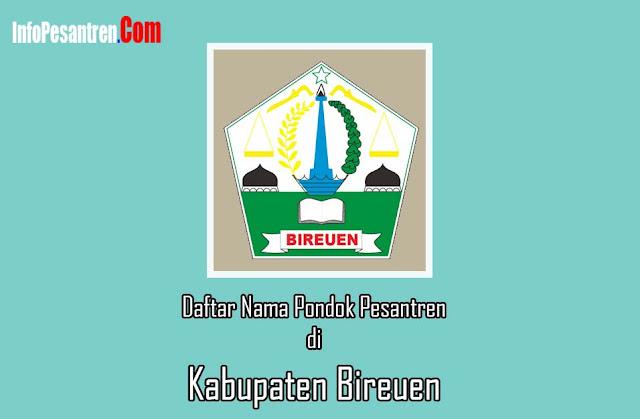 Pesantren di Kabupaten Bireuen