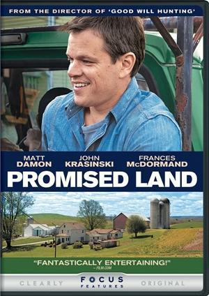 Promised Land DVDR NTSC Español Latino
