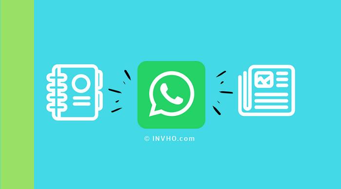Cara Membuat Tombol Whatsapp Dalam Postingan Blog