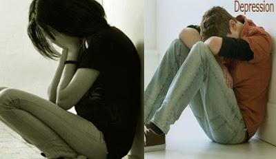 depression, বিষণ্ণতা