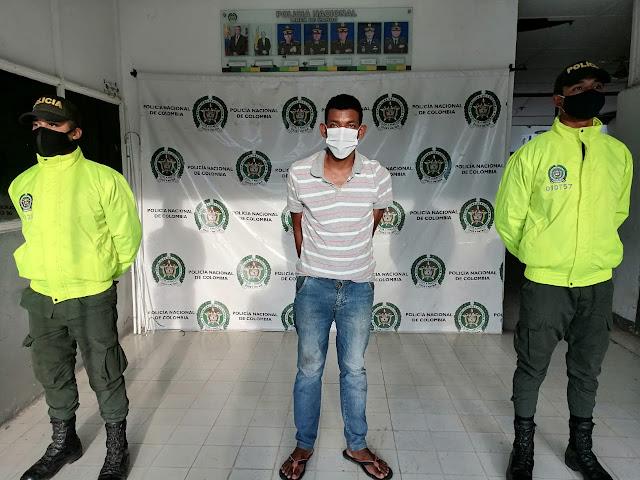 hoyennoticia.com, A 'El Diablo' lo mandaron para la cárcel de Codazzi