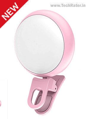 Bright Selfie LED Light for Mobile