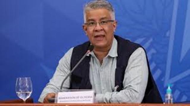 Secretário Wanderson de Oliveira, do Ministério da Saúde, pede demissão