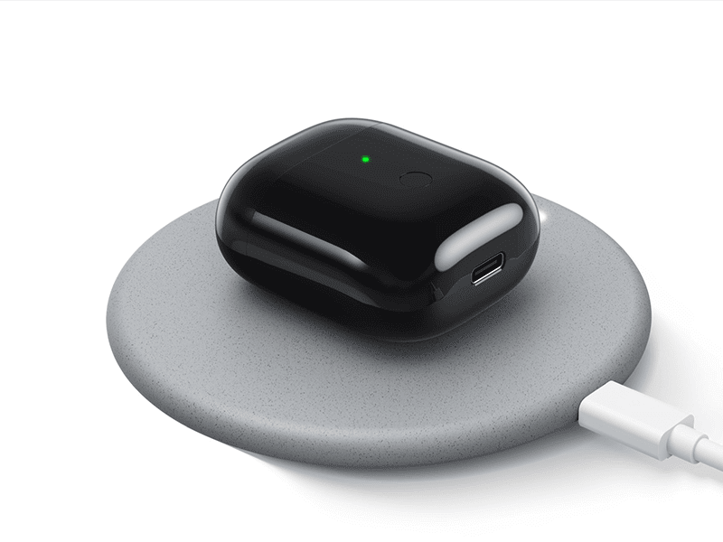 Supports 10W Qi wireless charging