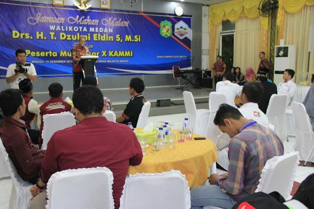 Walikota Medan : Manfaatkan Perkembangan Teknologi  dalam Menyokong Kemajuan suatu Negara