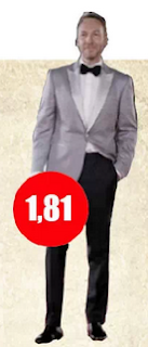Cuánto mide Martín Cárcamo