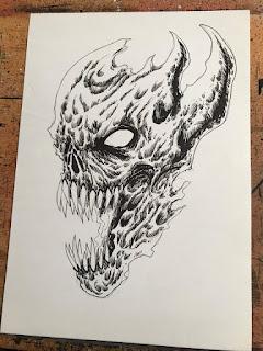 Inking Technique