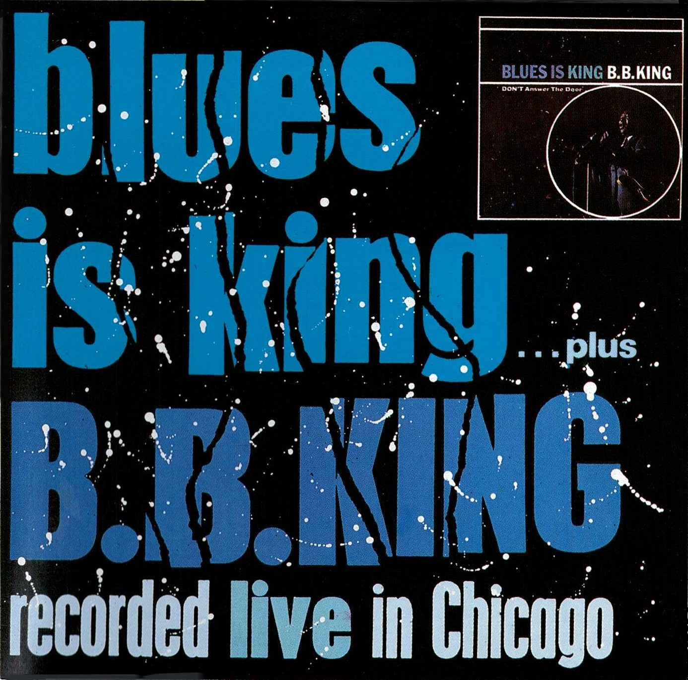 The Electric Blues B B King