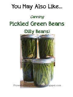 http://proverbsthirtyonewoman.blogspot.com/2013/08/canning-pickled-green-beans-dilly-beans.html#.WIehp33krcQ