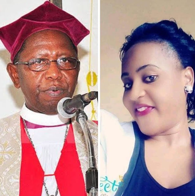 Retired Archbishop of the Anglican Church of Uganda has been suspended for having an affair with a married woman