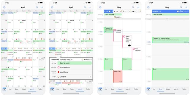 أفضل تطبيقات وبرامج ومواقع التقويم لتنظيم حياتك وعملك
