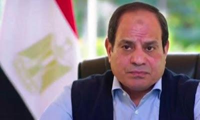 آخر أخبار الرئيس عبد الفتاح السيسي اليوم