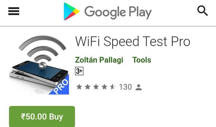 WiFi Speed Test Pro v4.1.0 [Paid] LAtest Version Mod Apk Download By NikkMods