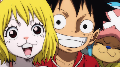 One Piece Episode 910