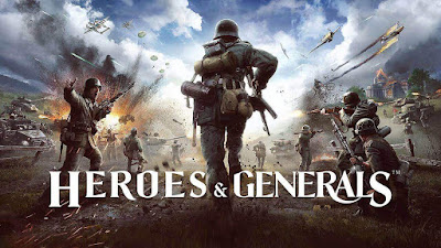 تحميل لعبة Heroes & Generals اون لاين بالمجان