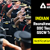 Indian Army Recruitment 2020: SSC Tech 56 & SSCW Tech 27 Notification Out Now