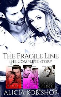 The Fragile Line by Alicia Kobishop