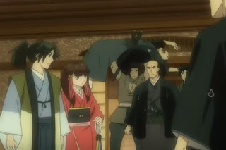 جميع حلقات واوفات انمي Tenpou Ibun Ayakashi Ayashi مترجم عدة روابط
