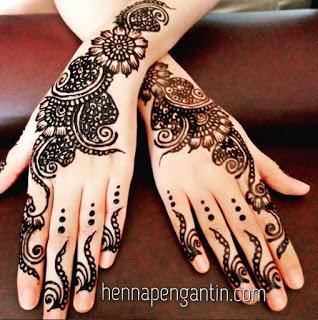 Henna Bogor