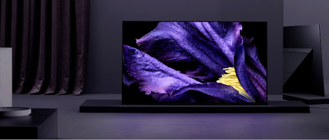 Android Tivi OLED Sony 4K 55 inch KD-55A9F