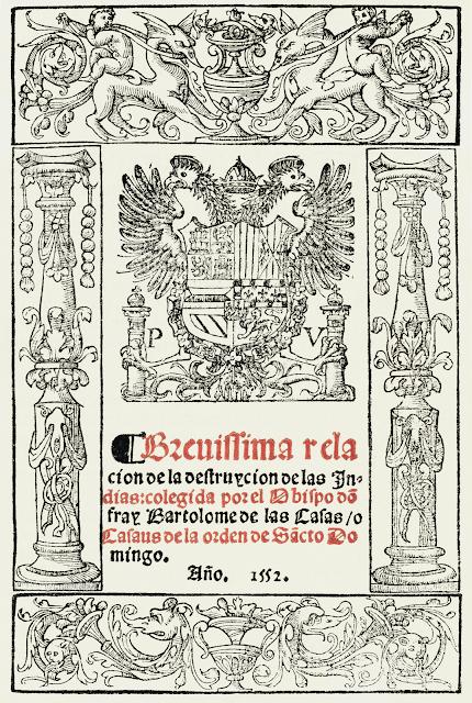 Bartolomé De las Casas, el fraile defensor de Indios