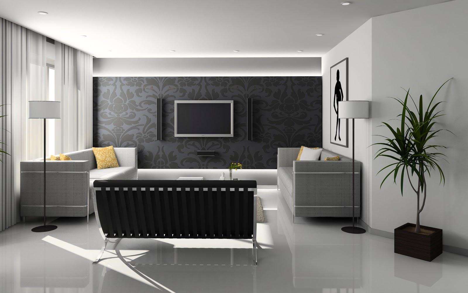 Arredare Soggiorno Con Carta Da Parati : Idee di design per rinnovare la tua casa con la carta da parati