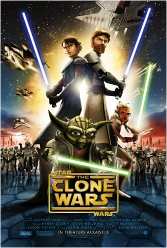 Star Wars: The Clone Wars Serie Completa 1080p Latino-Ingles-Castellano