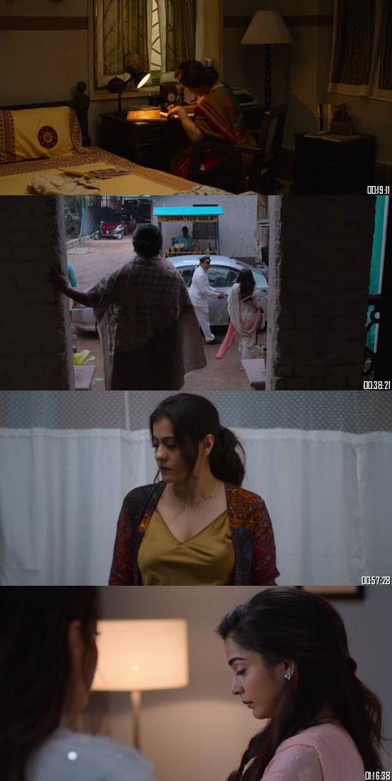 Tribhanga - Tedhi Medhi Crazy 2021 Hindi 720p 480p WEB-DL x264 Full Movie