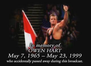 WWE / WWF Over the Edge 1999 - In Memory of Owen Hart
