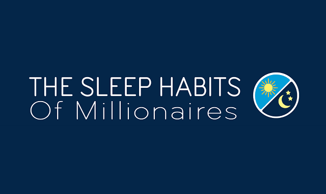 The Sleep Habits of Millionaires