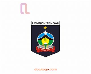 Logo Kabupaten Lombok Tengah Vector Format CDR, PNG