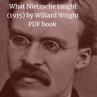 What Nietzsche taught (1915)