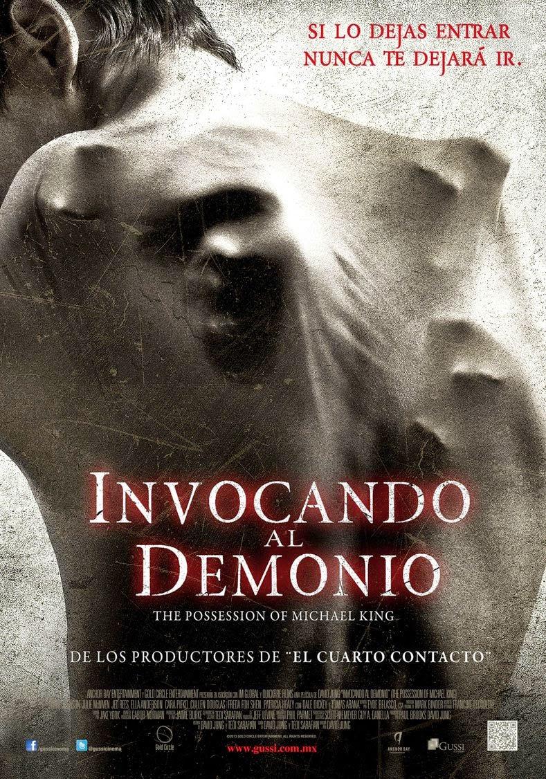 Invocando Al Demonio 2014 Cineclub Peliculas