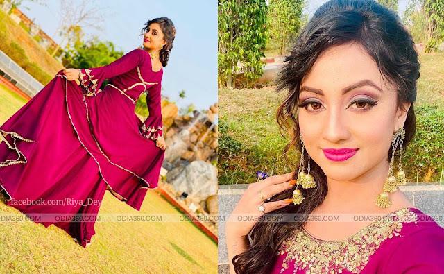 Riya Dey Hot Photos
