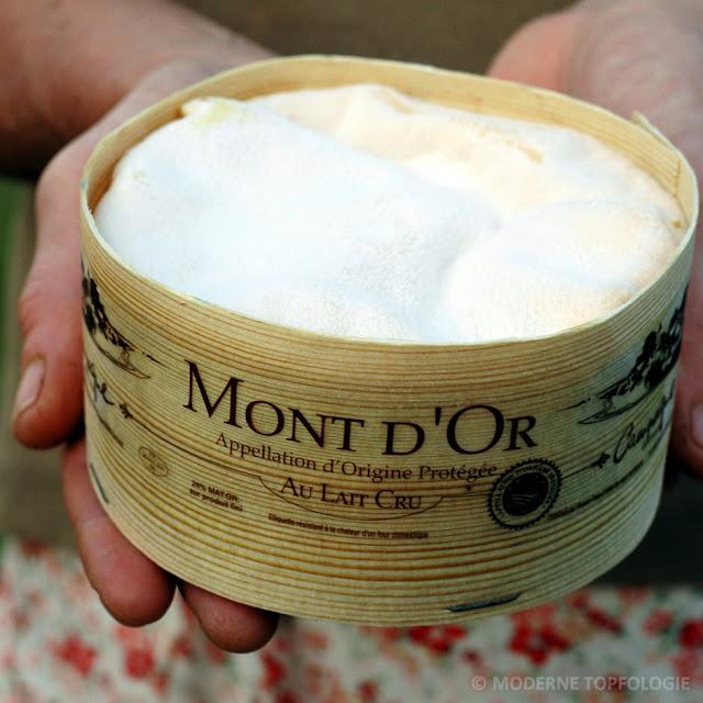Mont d'Or AOP aus dem französischen Jura.